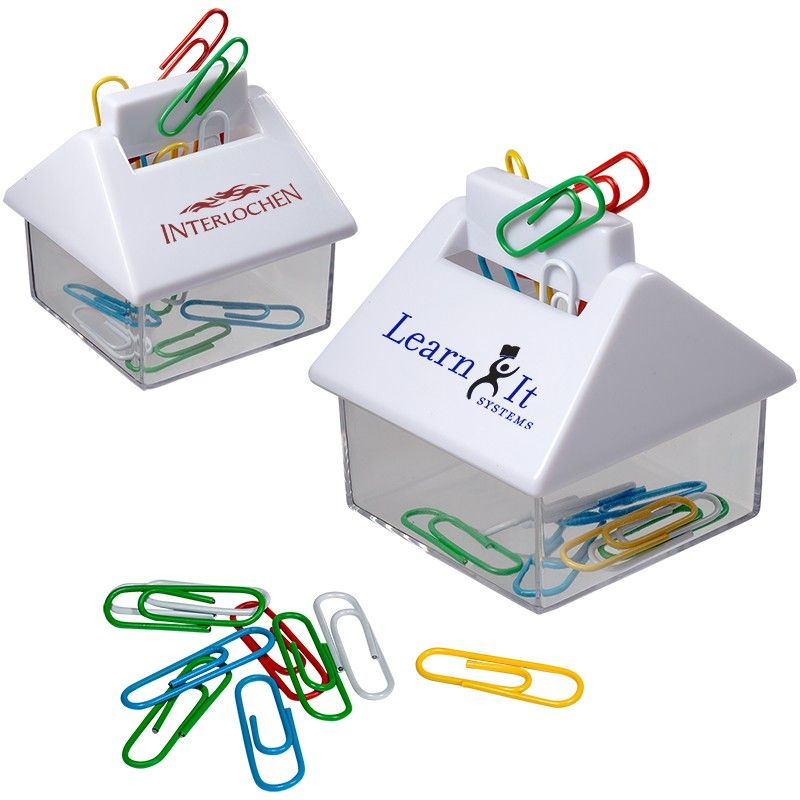 House Paper Clips