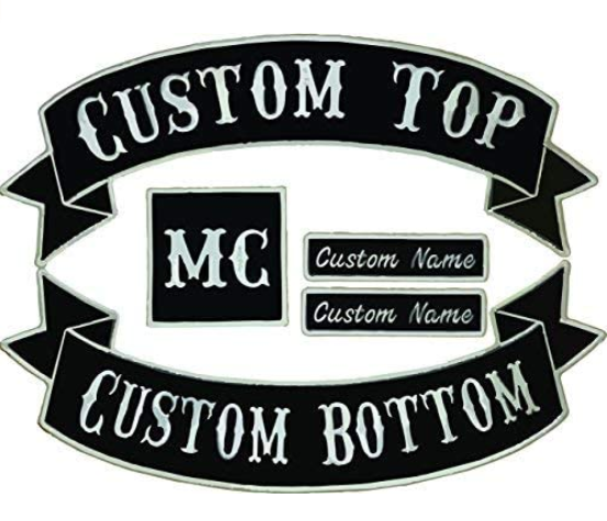 Custom Embroidered 4 pc 13